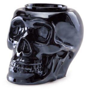 Metallic Skull Scentsy Warmer