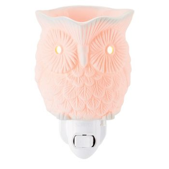 Scentsy Whoot Mini Warmer