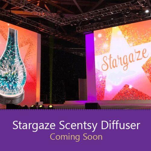 Scentsy Stargaze Diffuser