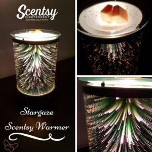 Stargaze Scentsy UK Warmer