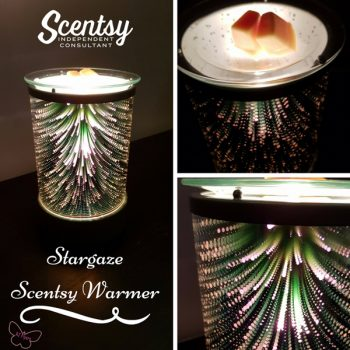 Stargaze Scentsy UK Warmer