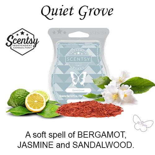 Quiet Grove Scentsy Bar