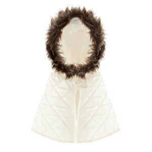 Scentsy Buddy Clothing, Fur-lined Jacket