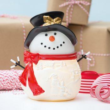 Build a Snowman Warmer