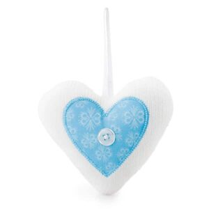 Eskimo Kiss Scentsy Fabric Ornament