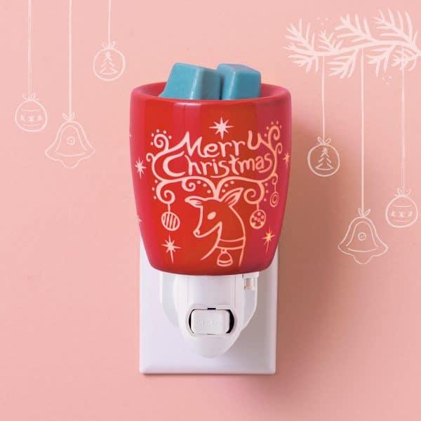 Good Tidings Scentsy Plugin Mini Warmer