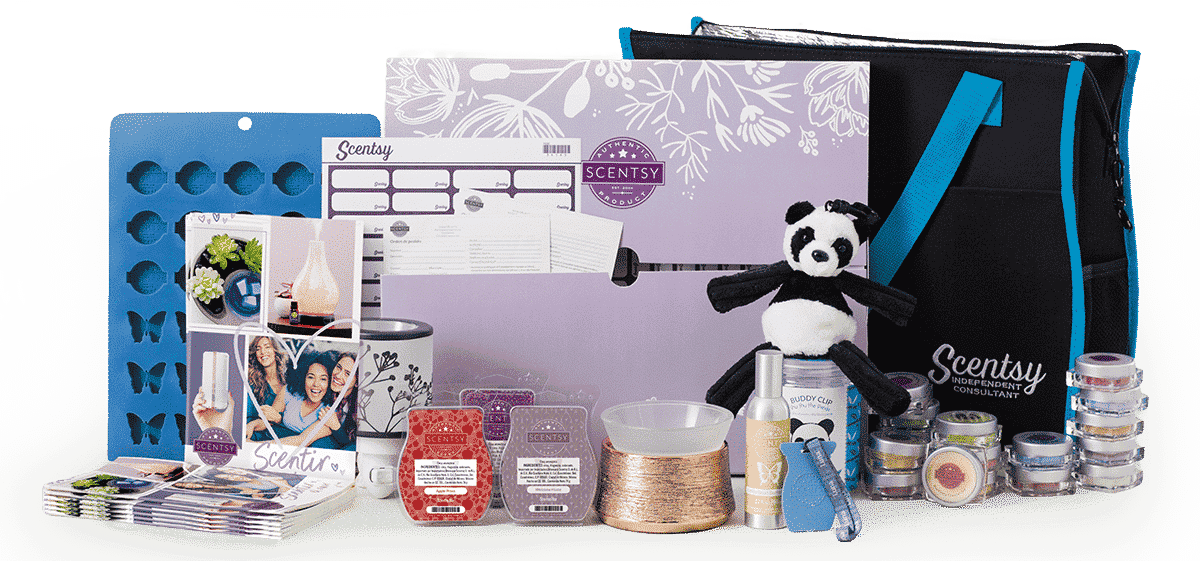 Scentsy Mexico Starter Kit
