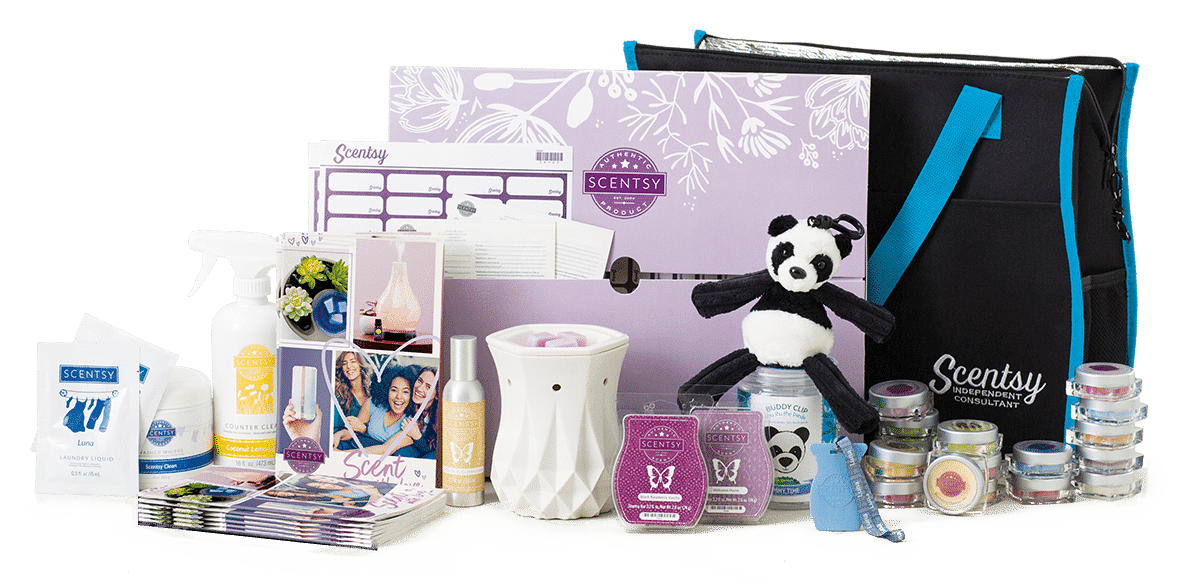 Scentsy America Starter Kit
