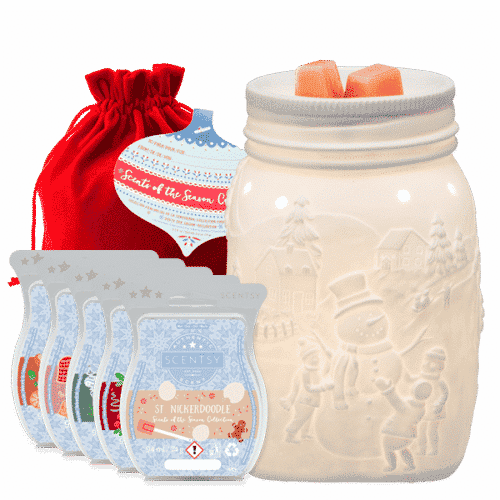 Let it Snow + Scents of the Season Collection Bundle