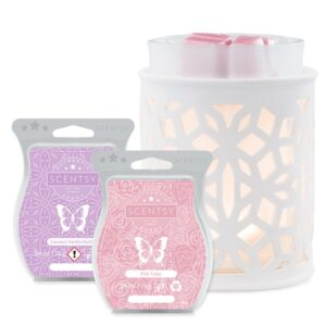 Darling White Scentsy Bundle