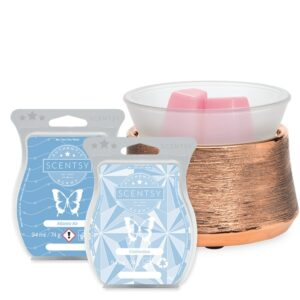 Etched Copper Scentsy Bundle