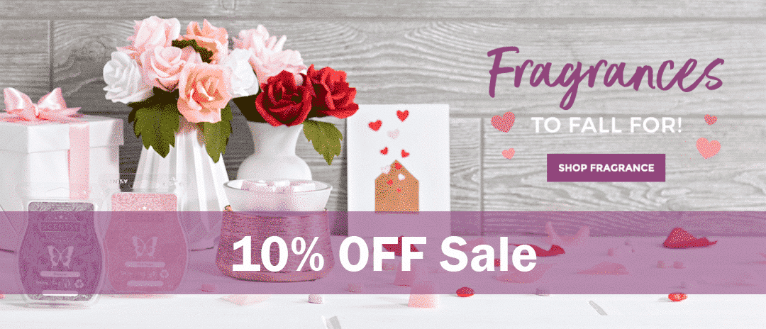 10% OFF Scentsy UK Sale