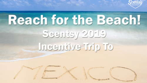 Reach For The Beach Scentsy Incentive 2019