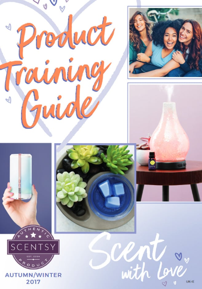 Scentsy UK & Europe Product Guide