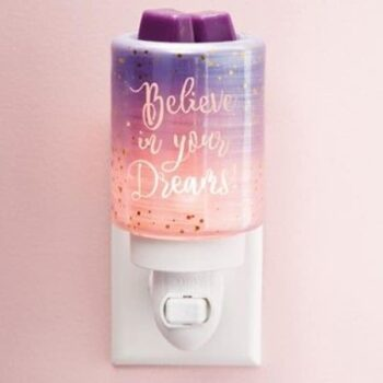 Believe In Your Dreams Scentsy Plugin Mini Warmer