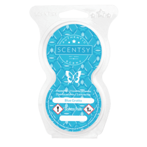 Blue Grotto Scentsy Pod Twin Pack