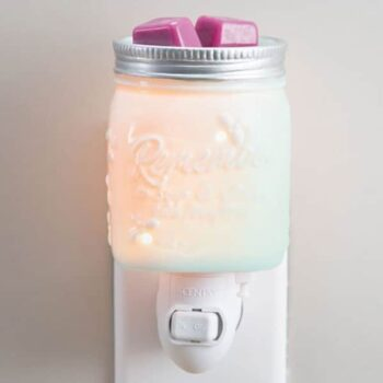 Chasing Fireflies Scentsy Plugin Mini Warmer