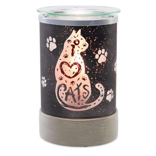 I Love Cats Scentsy Warmer
