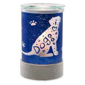 I Love Dogs Scentsy Warmer