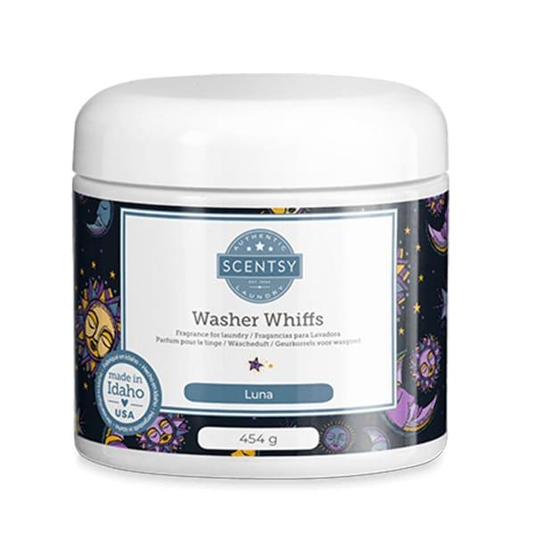 Luna Washer Whiffs