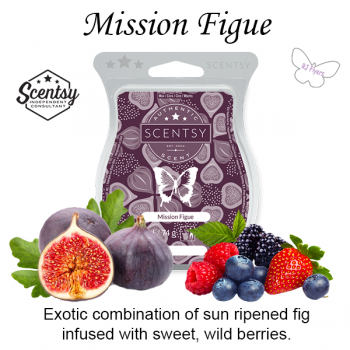 Mission Figue Scentsy Bar