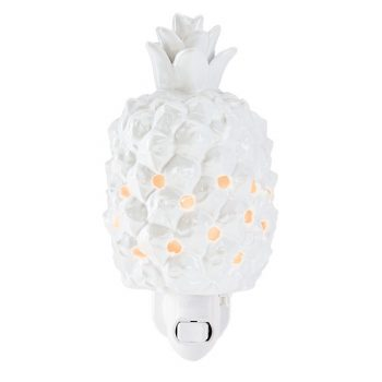 Queen Pineapple Scentsy Plugin Mini Warmer