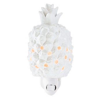 Queen Pineapple Scentsy Plugin Mini Warmer