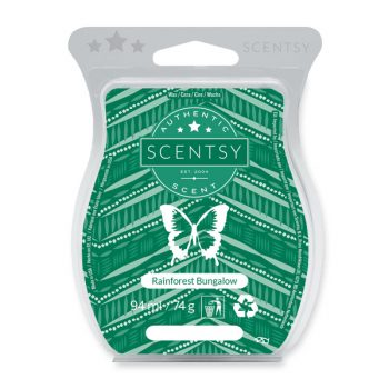 Rainforest Bungalow Scentsy Bar