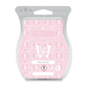 Rose Quartz Scentsy Bar