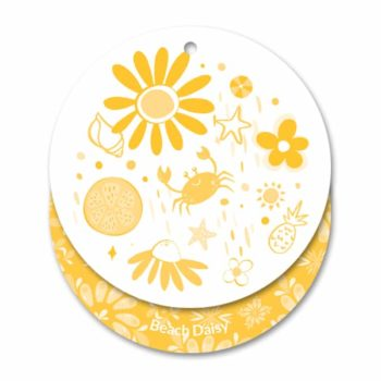 Beach Daisy Scent Circle