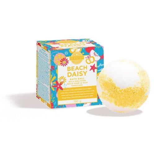 Beach Daisy Scentsy Bath Bomb