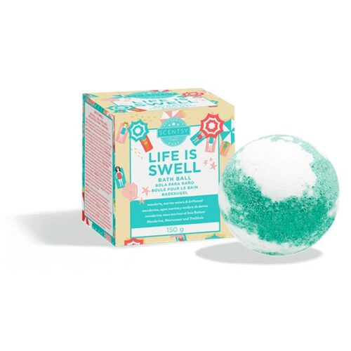 Life Is Swell Bath Ball
