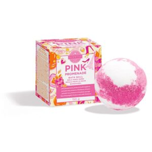 Pink Promenade Bath Ball
