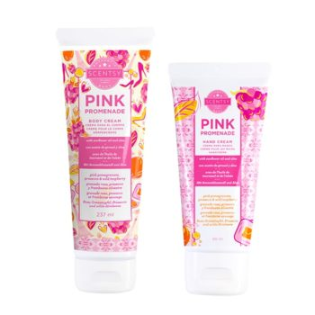 Pink Promenade Body Bundle
