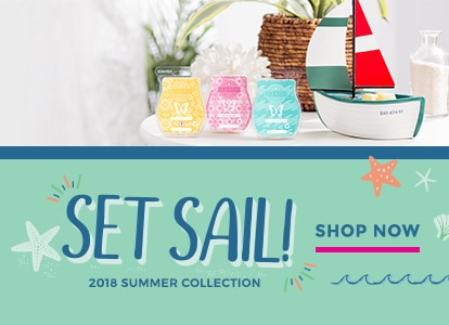 Scentsy Summer Collection