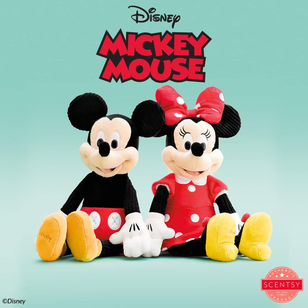 Scentsy-Mickey-Minnie-Buddies