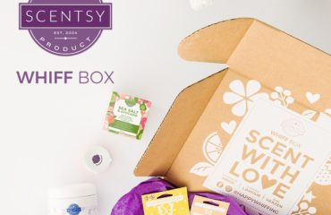 Scentsy UK Whiff Box