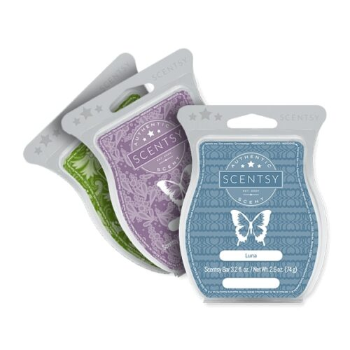 3 Scentsy Bar Multi-Pack