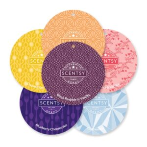 6 Scent Circles Multi-Pack