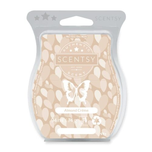 Almond Creme Scentsy Bar