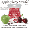 Apple Cherry Strudel Scentsy Scented Wax Bar