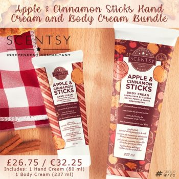 Apple & Cinnamon Body Bundle UK and Europe
