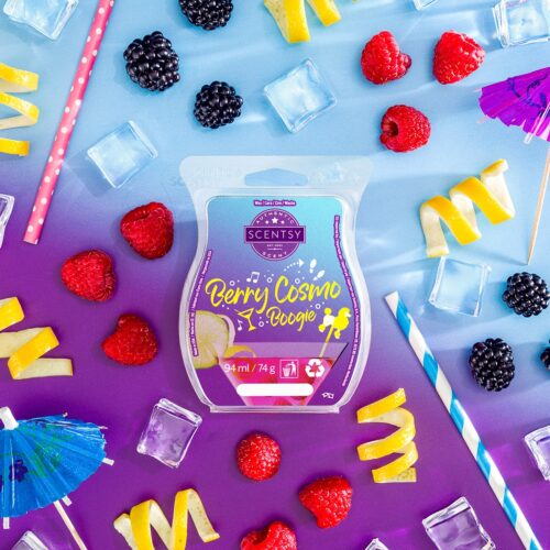 Berry Cosmo Boogie Scentsy Bar