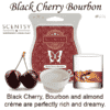 Black Cherry Bourbon Scentsy Scented Wax Bar