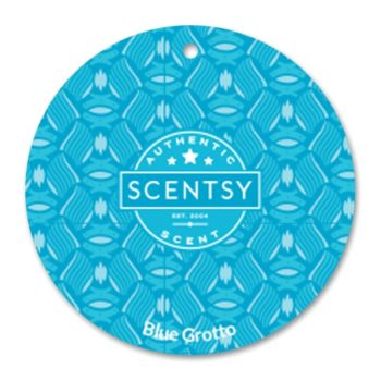 Blue Grotto Scent Circle
