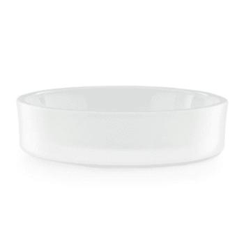 Darling White Scentsy Warmer Dish