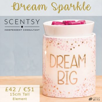 Dream Sparkle UK and Europe