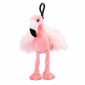Farah the Flamingo + Crazy Coconut Fragrance Buddy Clip