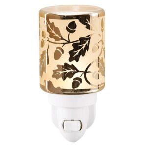 Golden Oak Scentsy Plugin Mini Warmer