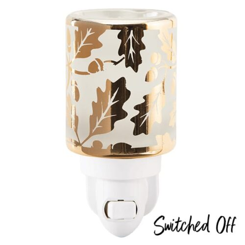 Golden-Oak-Scentsy-Plugin-Mini-Warmer-Switched-Off